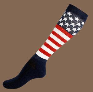 USA knee socks